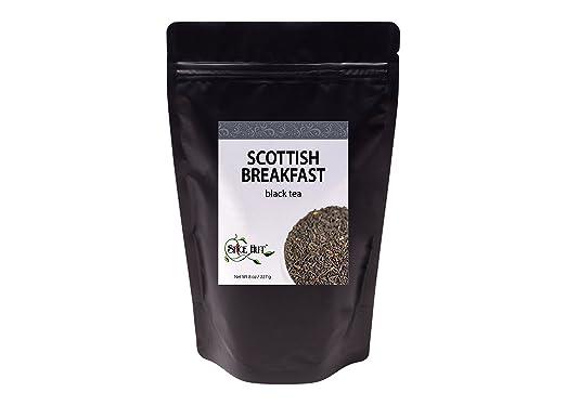 The Spice Hut Scottish Breakfast Black Tea, 8 Ounce