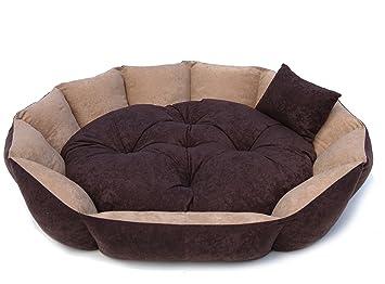 Saint Dog Cama para Perros Perros Almohada Dormir Espacio Perros sofá 5 Tamaños Lujo de Manufaktur: Amazon.es: Productos para mascotas