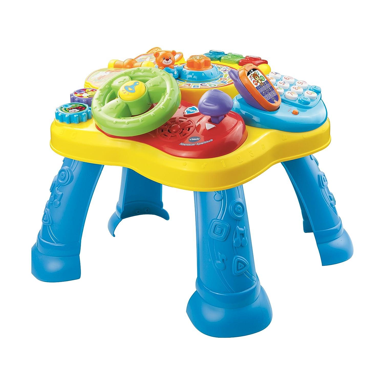 VTech, Mesa de Juegos para bebés, Multicolor (80-181564): Amazon ...