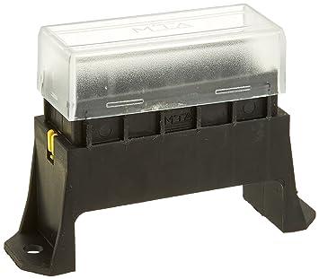 amazon com hella h84960081 6 way axial single fuse box automotive hella h84960081 6 way axial single fuse box