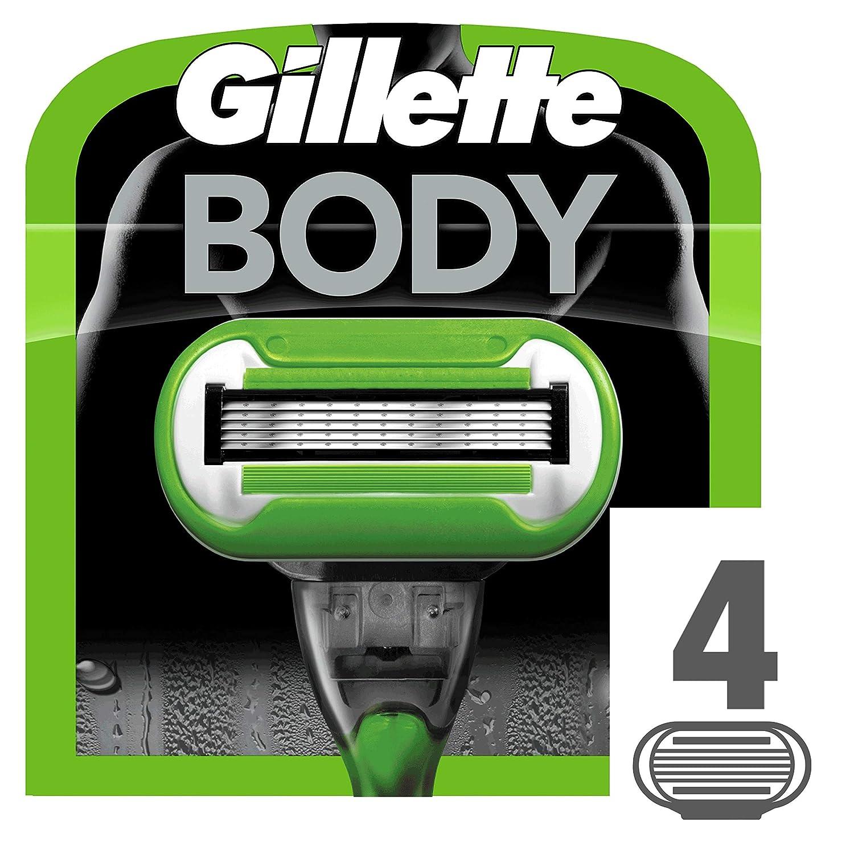 Gillette Body5Men's Safety Razor Pack of 1 7702018415168