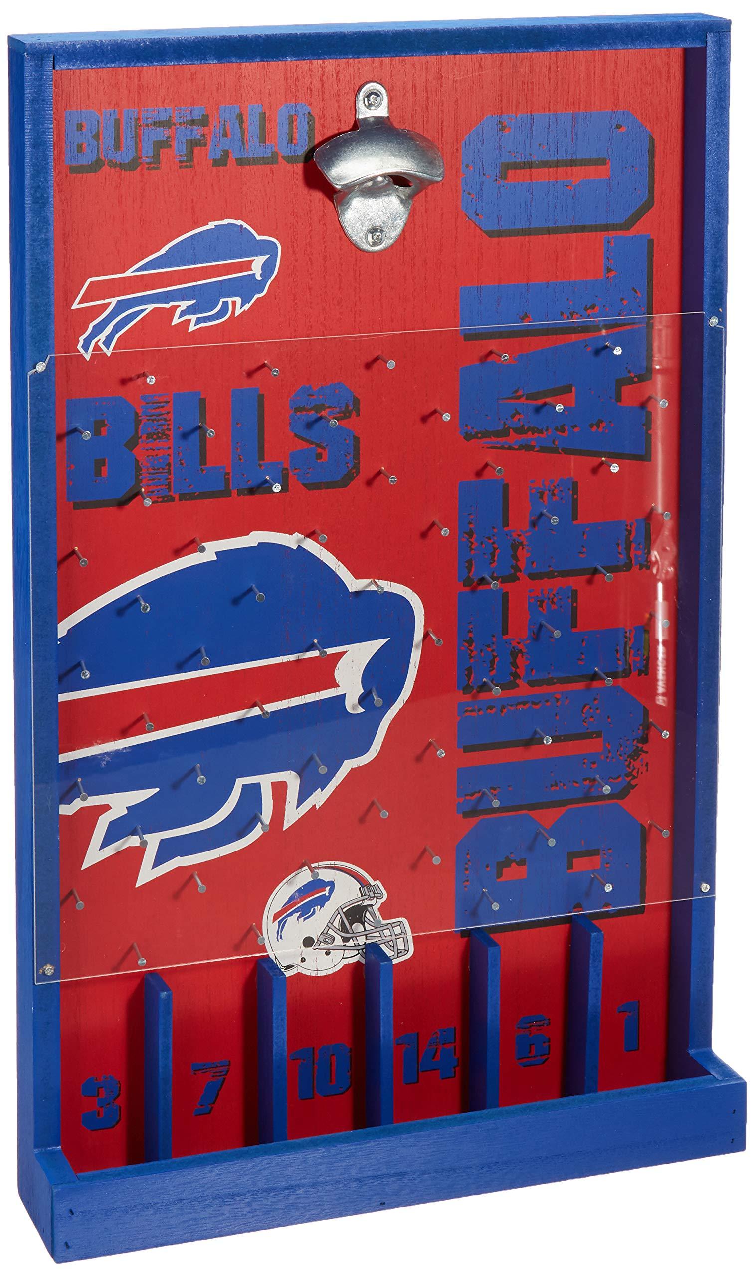 FOCO Buffalo Bills Bottle Opener Sign Game by FOCO