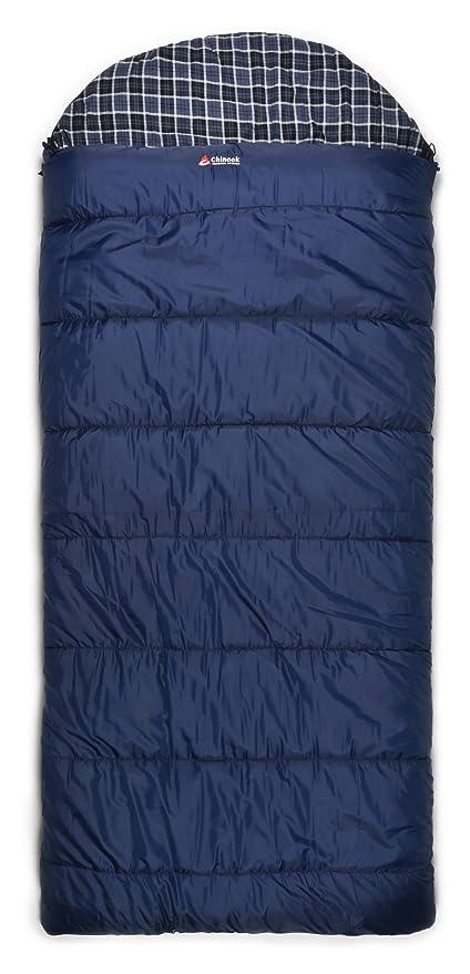 Amazon.com: Trailside Dawson - Saco de dormir rectangular ...