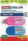 Tesa 59817-00000-00 Mini Korrekturroller, 2-er Packung