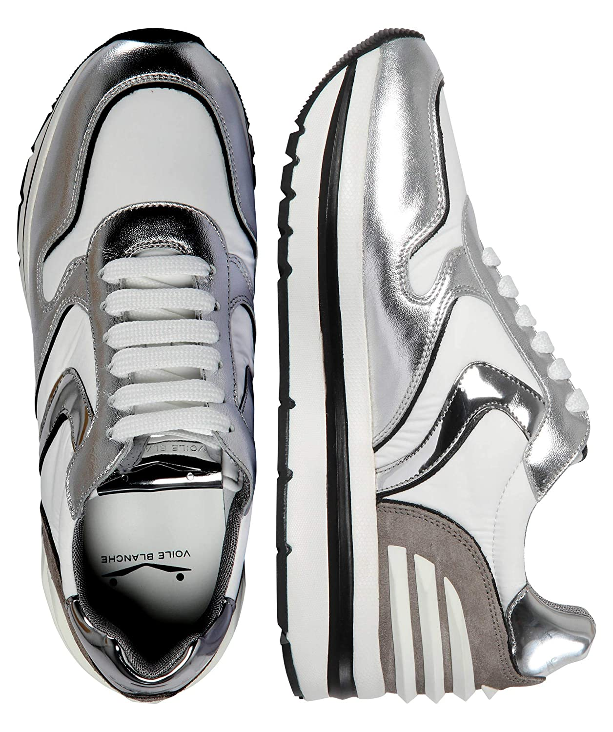Blanche Weiss1040Amazon Voile Power Damen Plateau May Sneaker CdxBeo
