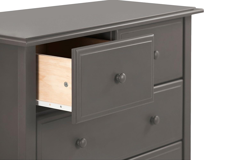 davinci grey dresser item drawer double fairway rustic