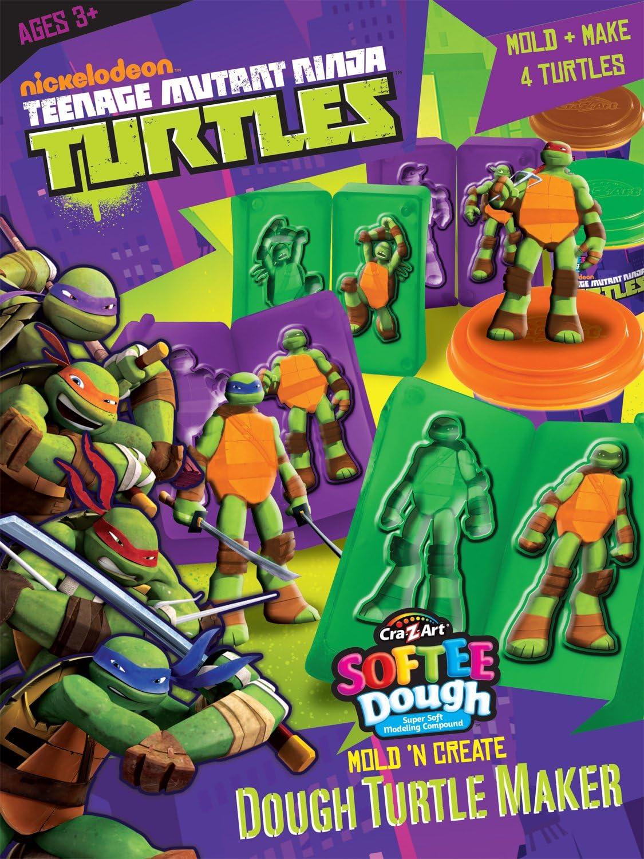 Amazon.com: Cra-Z-Art Teenage Mutant Ninja Turtles moho N ...