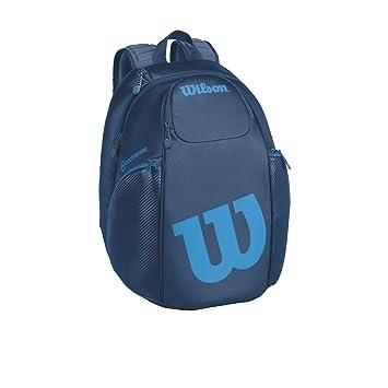 Wilson Vancouver Raqueta Bolsa, Ultra colección - Mochila (Azul): Amazon.es: Deportes y aire libre