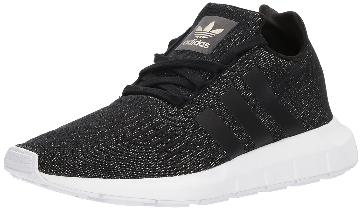 adidas Women's B(M) Swift Run W B0725QCTDM 10 B(M) Women's US|Core Black/Core Black/White 58ceb7