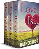 Love Is...: Three Lesbian Romance Novels