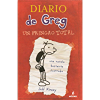 Diario de Greg #1. Un pringao total (Spanish Edition) book cover