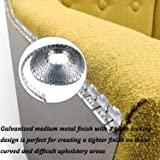 32 ft Three-Tooth Upholstery Flex-Grip Curve Ease