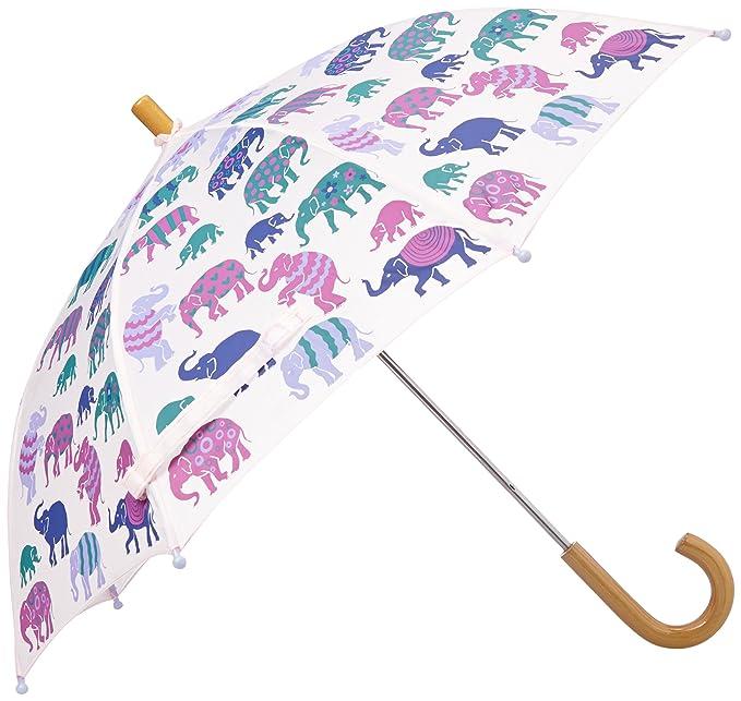 Hatley - Paraguas para niña, color blanco crudo (off-white), talla talla inglesa: one size: Amazon.es: Ropa y accesorios