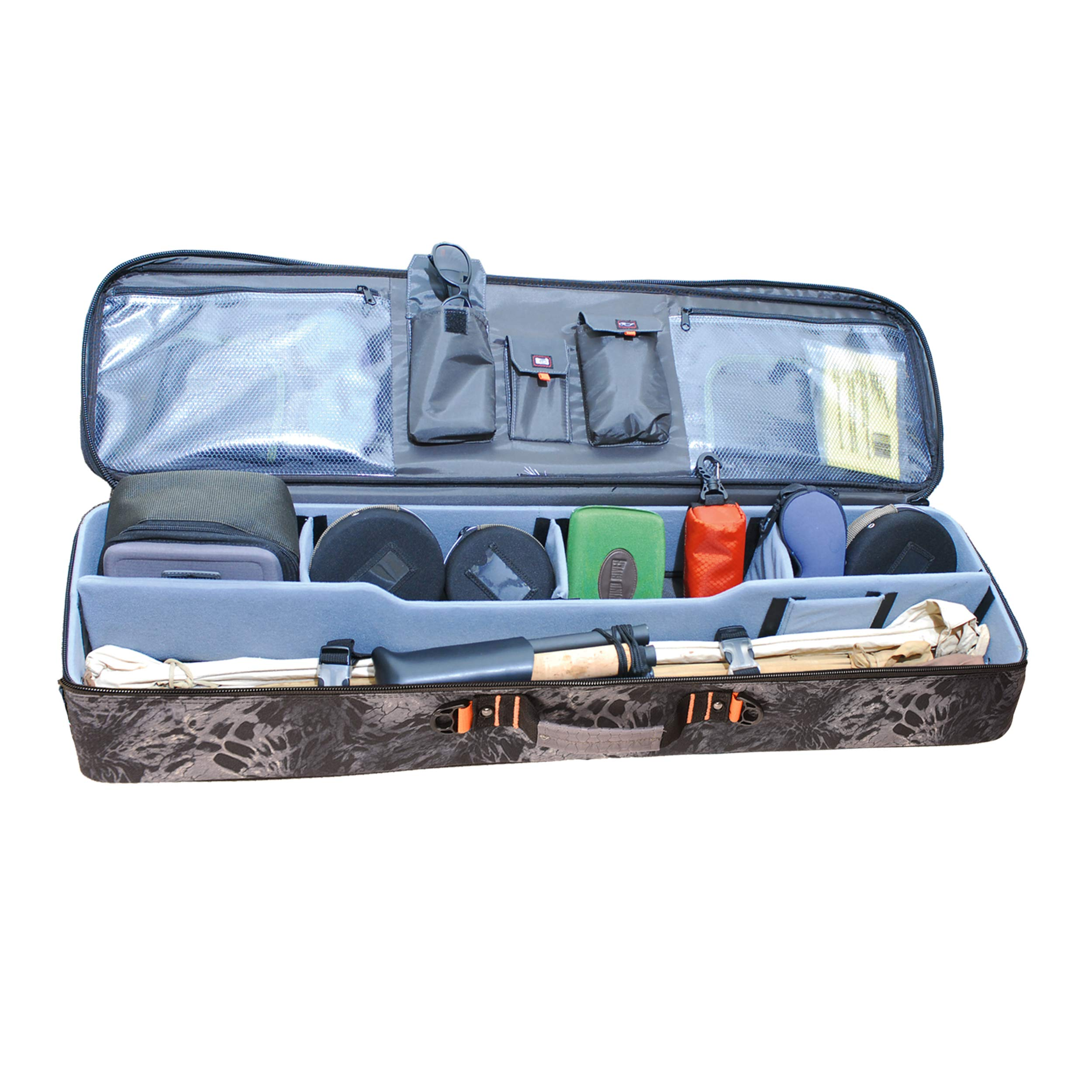 GPS Fly Rod and Reel Travel Case by G5 Outdoors