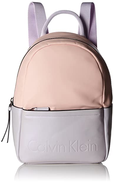 fd4ba7b324a Calvin Klein Susi3 Backpack Cb, Women's Backpack, Pink (Orchid), 11.5x32