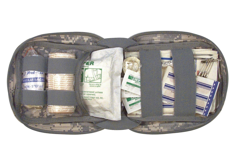 Rothco MOLLE Tactical Trauma Kit, ACU Digital Camo