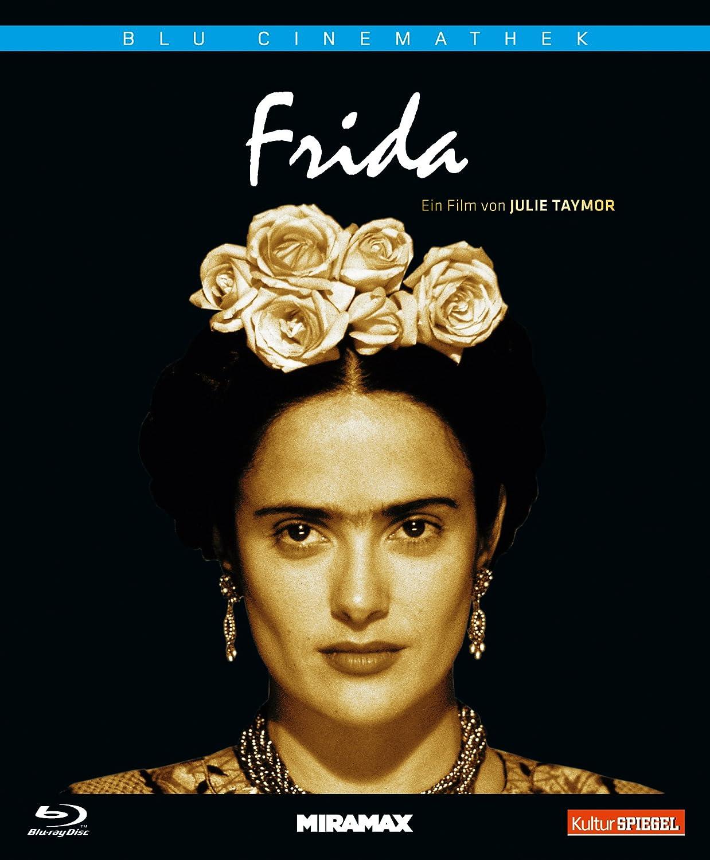 Frida - Blu Cinemathek [Blu-ray]: Amazon.de: Salma Hayek, Alfred ...