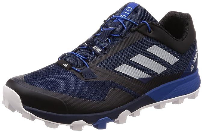 adidas Terrex Trailmaker, Chaussures de Trail Homme, Bleu (Maruni/Griuno/Belazu 000), 50 2/3 EU