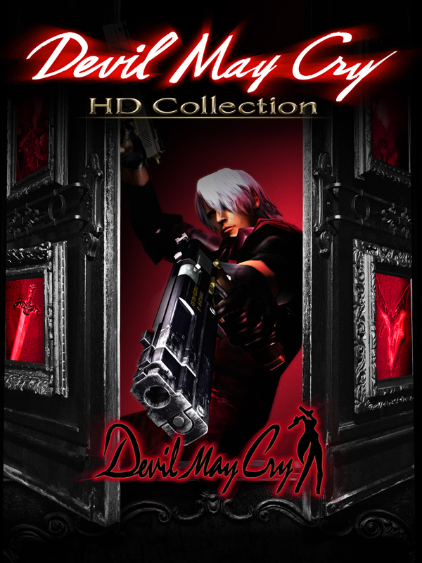 Devil May Cry HD Collection: Devil May Cry HD