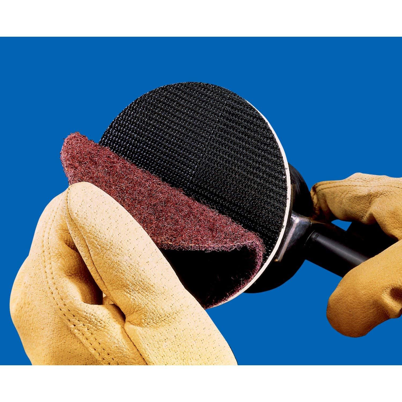 B0012IUYM8 Scotch-Brite Surface Conditioning Disc, 7 in x NH A CRS, 25 per case 81M-UiC-VxL._SL1500_