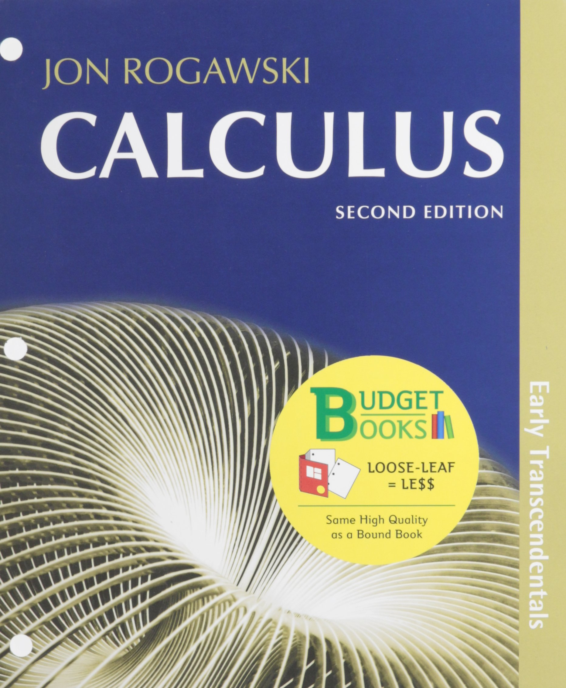 Calculus: Early Transcendentals: Jonathan David Rogawski: 9781429260169:  Books - Amazon.ca