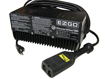 ez go 915 3610 battery charger 36v powerwise qe g3610 golf carts rh amazon ca Stanley Battery Charger Manual Powerwise Battery Charger Repair