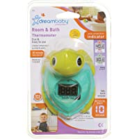 Dreambaby Room and Bath Thermometer Turtle (F361)