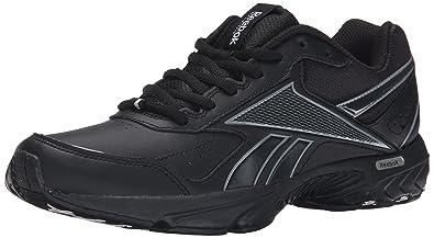 Mens Shoes Reebok Daily Cushion 3 0 RS Black Gravel Flat Grey