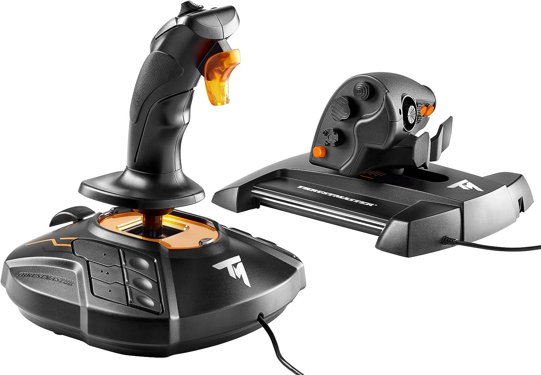 ThrustMaster T-16000M FCS HOTAS - 2960778 (Gaming > Controladores de Juegos): Amazon.es: Informática