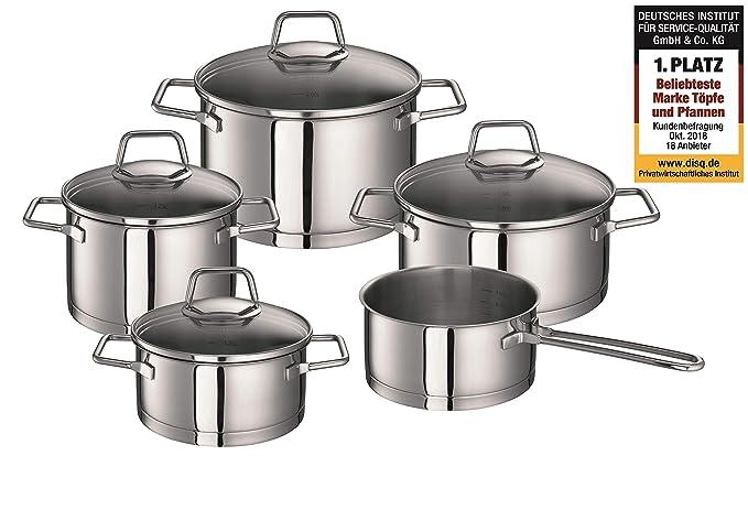 Amazon.com: Schulte-Ufer Maxi-Set Wega, Set de cocción ...