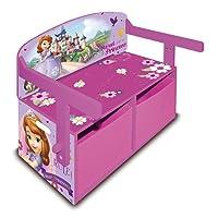 Cartamundi - Bank 3 In 1 Disney Princess Sofia Di Mobili. Cabinet In Legno. Ardwd8325