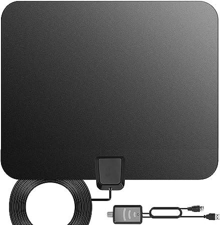 ALFA AWUS036H 1000 MW 1 W Deluxe Bundle 802.11b/g Adaptador de red USB Wireless largo WiFi con un 5dBi y 9dBi de alta ganancia de antena y ventana ...