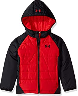 Amazon.com: Under Armour Boys Pronto Puffer Jacket: Clothing