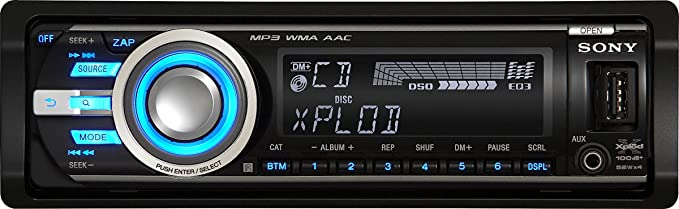 Amazon sony cdx gt630ui mp3wmaaac compliant cd receiver sony cdx gt630ui mp3wmaaac compliant cd receiver discontinued by manufacturer publicscrutiny Image collections