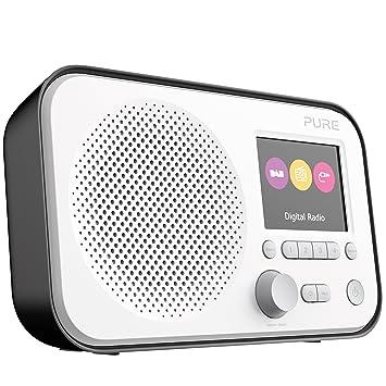 Pure Elan E3 Digitalradio Dab Dab Digital Und Ukw Radio Mit Kuchen
