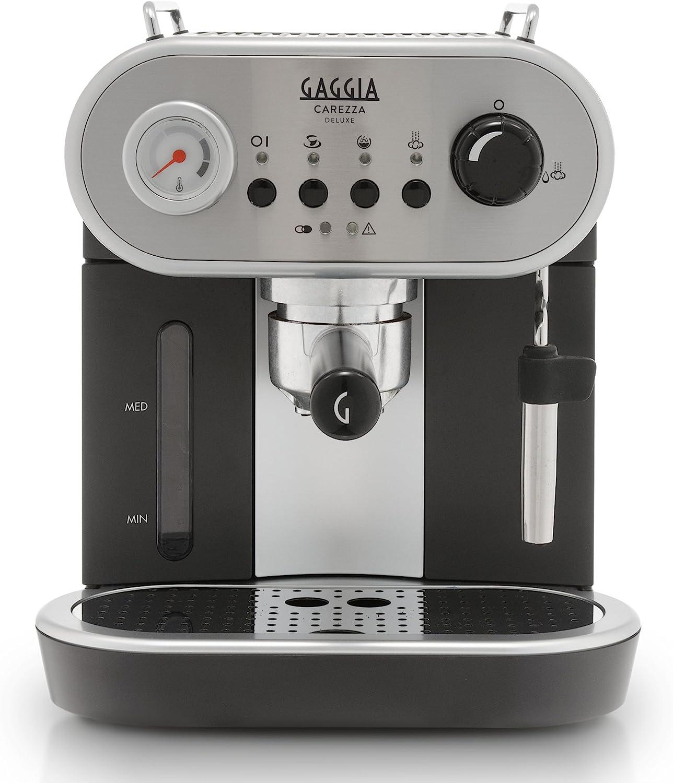 Amazon.com: Gaggia ri8525/01 Carezza de Luxe – Máquina de ...