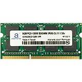 Adamanta 8GB (1x8GB) Laptop Memory Upgrade for Dell Alienware, Inspiron, Latitude, Optiplex, Precision, Vostro DDR3L 1600Mhz PC3L-12800 SODIMM 2Rx8 CL11 1.35v Notebook RAM