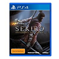 Sekiro - Shadow Die Twice (PlayStation 4)
