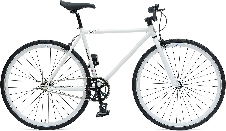 Chill Bikes Single-Speed Commuter Fixie Bike