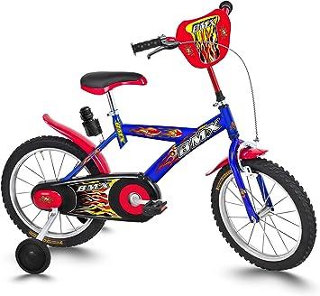Ciclos roveco BMX, Bicicleta Niño, niño, 1956b BLU, Turquesa, 16 ...