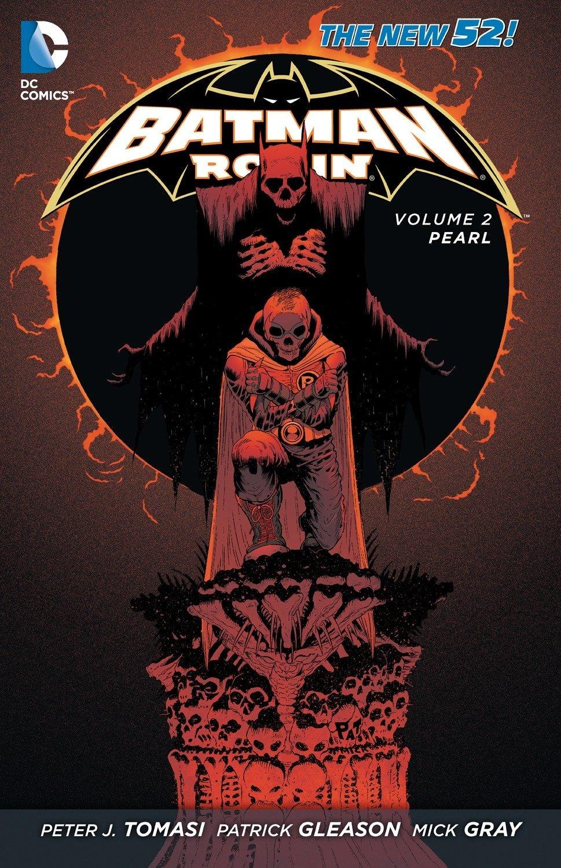 Batman and Robin Vol. 2: Pearl (The New 52) (Batman and Robin: The New 52!)