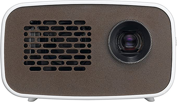 LG PH300.AEU - Proyector, 300 lúmenes ANSI, color blanco: LG ...