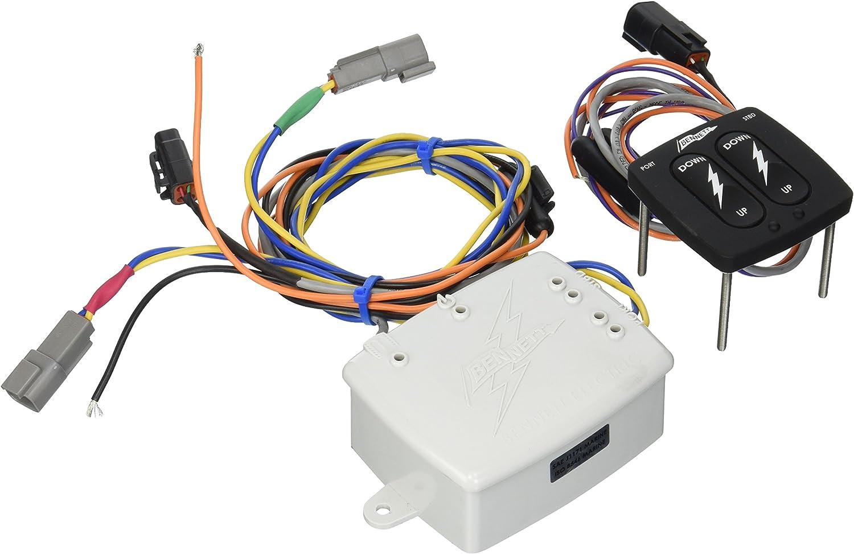 Bennett Marine Bolt Control Switch Non-Indicator