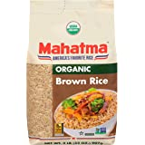 Mahatma Organic Brown Rice, 2 lb.
