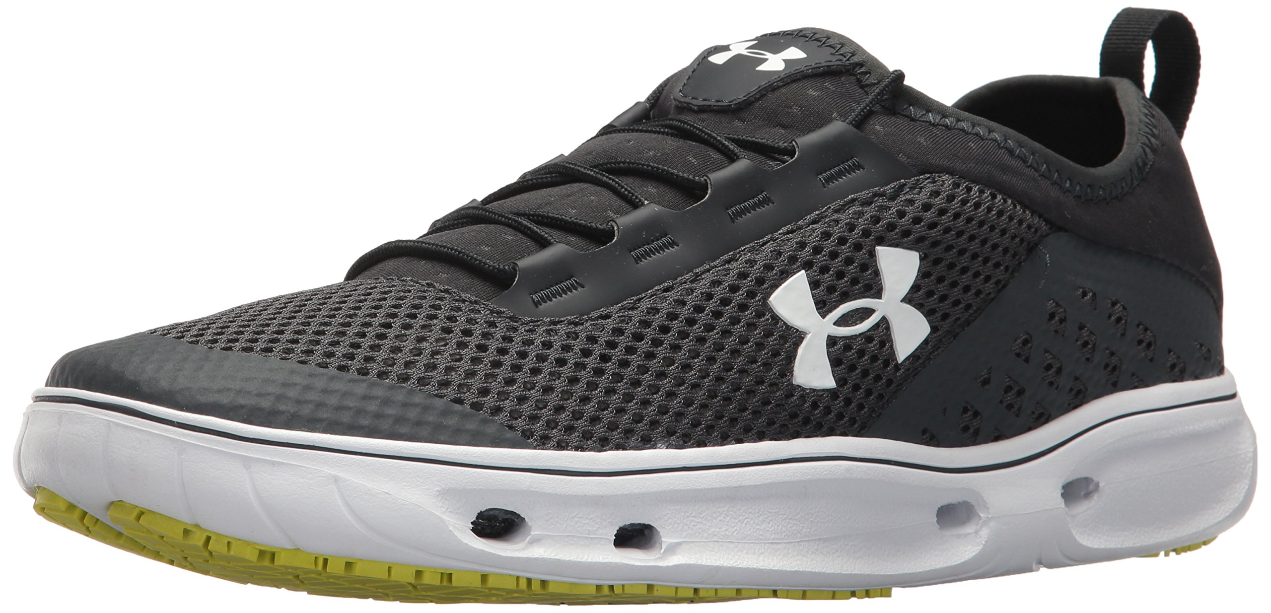 Under Armour Outerwear Men's Kilchis Sneaker, Anthracite (100)/White, 11