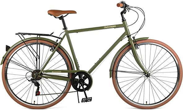 Retrospec Critical Cycles Beaumont-7 Seven Speed - Bicicleta ...