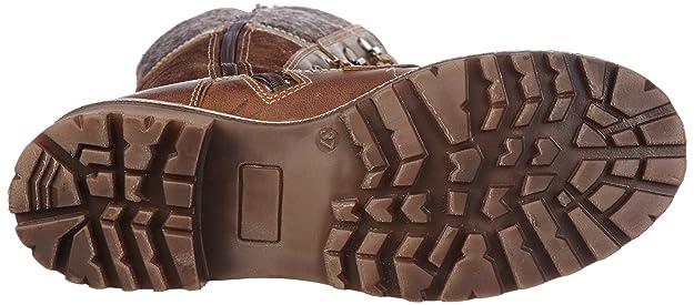 Tamaris Tamaris-ACTIVE - Botas planas, talla: 43, color: marrón - Braun (ESPRESSO A.COM 457): Amazon.es: Zapatos y complementos