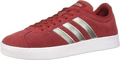 regular Puede ser ignorado Elaborar  Amazon.com: Tenis Adidas Vl Court 2.0 para mujer: Shoes