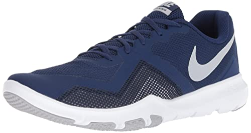 0dbb8a5a5ad9 NIKE Men s Nvay Blue Flex Control II Training   Gym Running Shoes  (924204-402