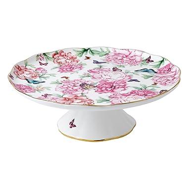 Royal Albert 40001834 Gratitude Cake Stand Designed by Miranda Kerr, Large